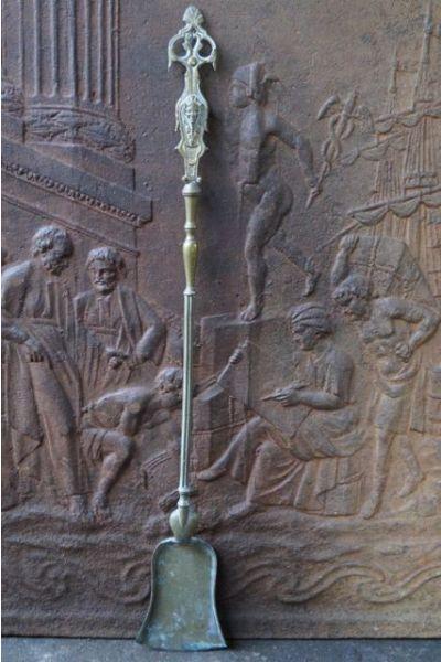 Antike Französische Kaminschaufel aus 16