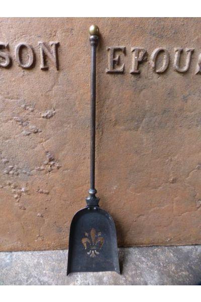 Viktorianische Kaminschaufel aus 15,16