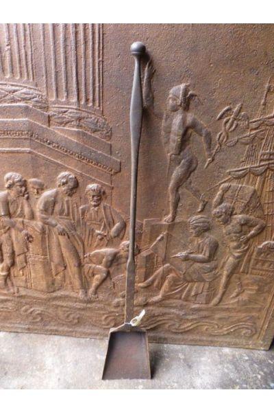 Antike Französische Kaminschaufel aus 15