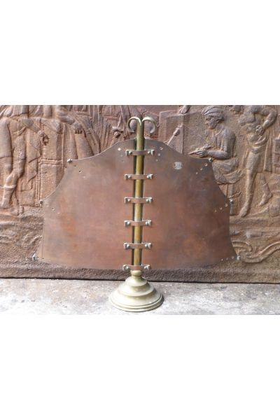 Art Deco Funkenschutzgitter aus 16,31