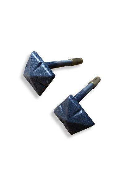 Montagehalterungen - Befestigungsbügel für Kaminplatte | 1 Paar aus 15,16