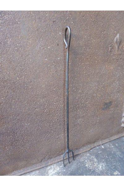 Kamingabel (Schmiedeeisen) aus 15