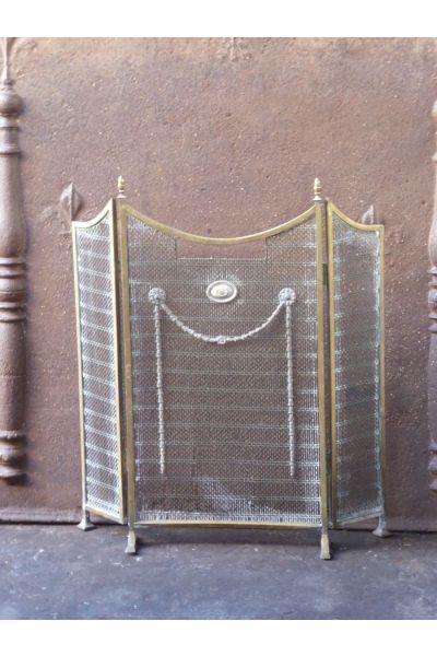 Viktorianisches Funkenschutzgitter aus 16,154