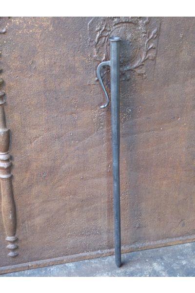 19. Jh. Blasrohr Kamin aus 15
