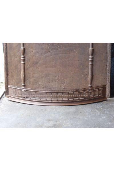 Viktorianischer Kaminvorsatz aus 15