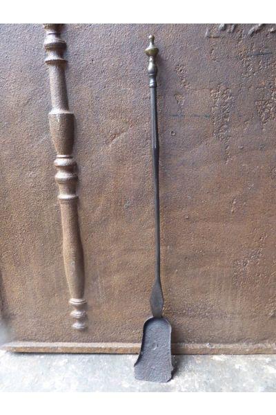 Antike Französische Kaminschaufel aus 15,16