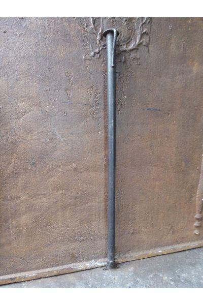 17. Jh. Blasrohr Kamin aus 15