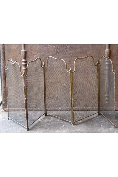 Antiker Französischer Funkenschutz aus 16,154,155