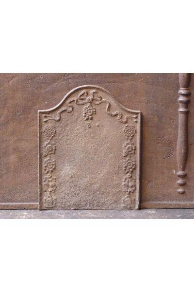 Historismus Ofenplatte aus 14