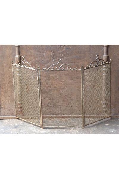 Antiker Französischer Funkenschutz aus 154,155