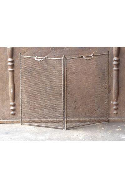 Antiker Französischer Funkenschutz aus 14,154,155