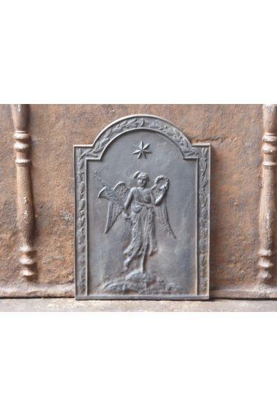 Kaminplatte 'Allegorie des Friedens' aus 14