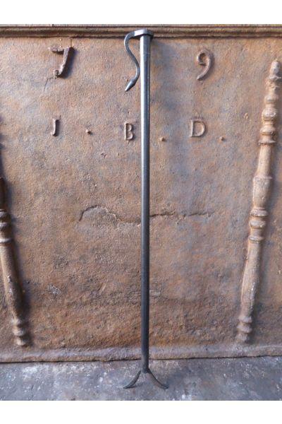 Antiker Blasrohr Kamin aus 15