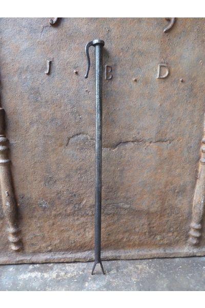 18. Jh. Blasrohr Kamin aus 15