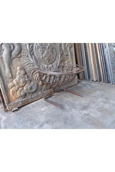 Gotischer Kaminrost aus 15