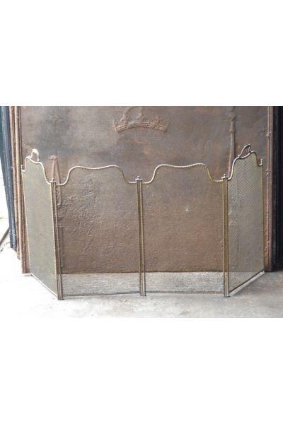 Antiker Französischer Funkenschutz aus 15,16,154