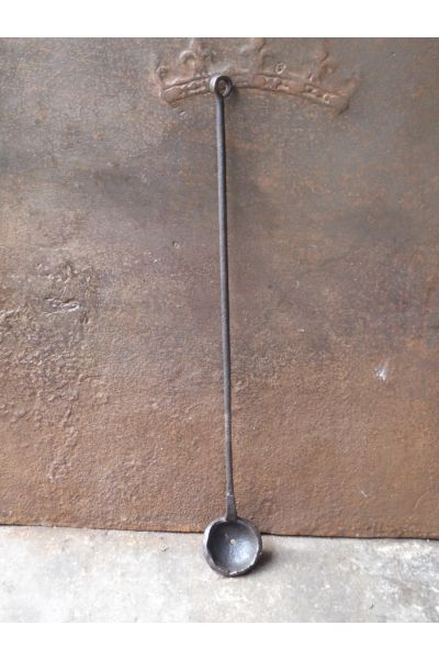 Antike Bratensaftspritze aus 14