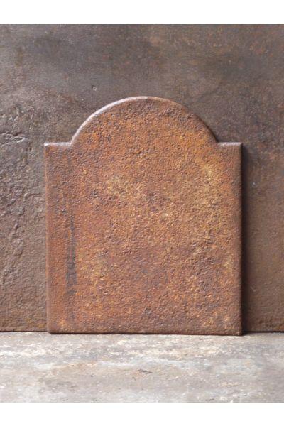 Kaminplatte 'Ohne Thema' aus 14