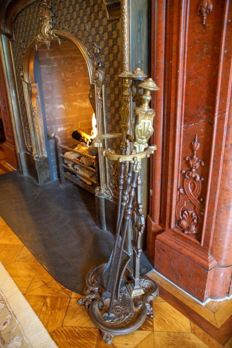 Unsere Sammlung von antike Ständer für Kaminbesteck