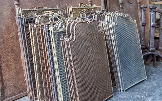 Funkenschutzgitter - Funkenschutz zum Verkauf