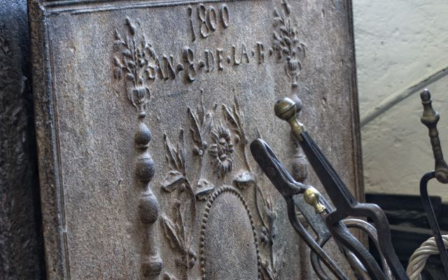 Blog über Kaminplatten - Ofenplatten