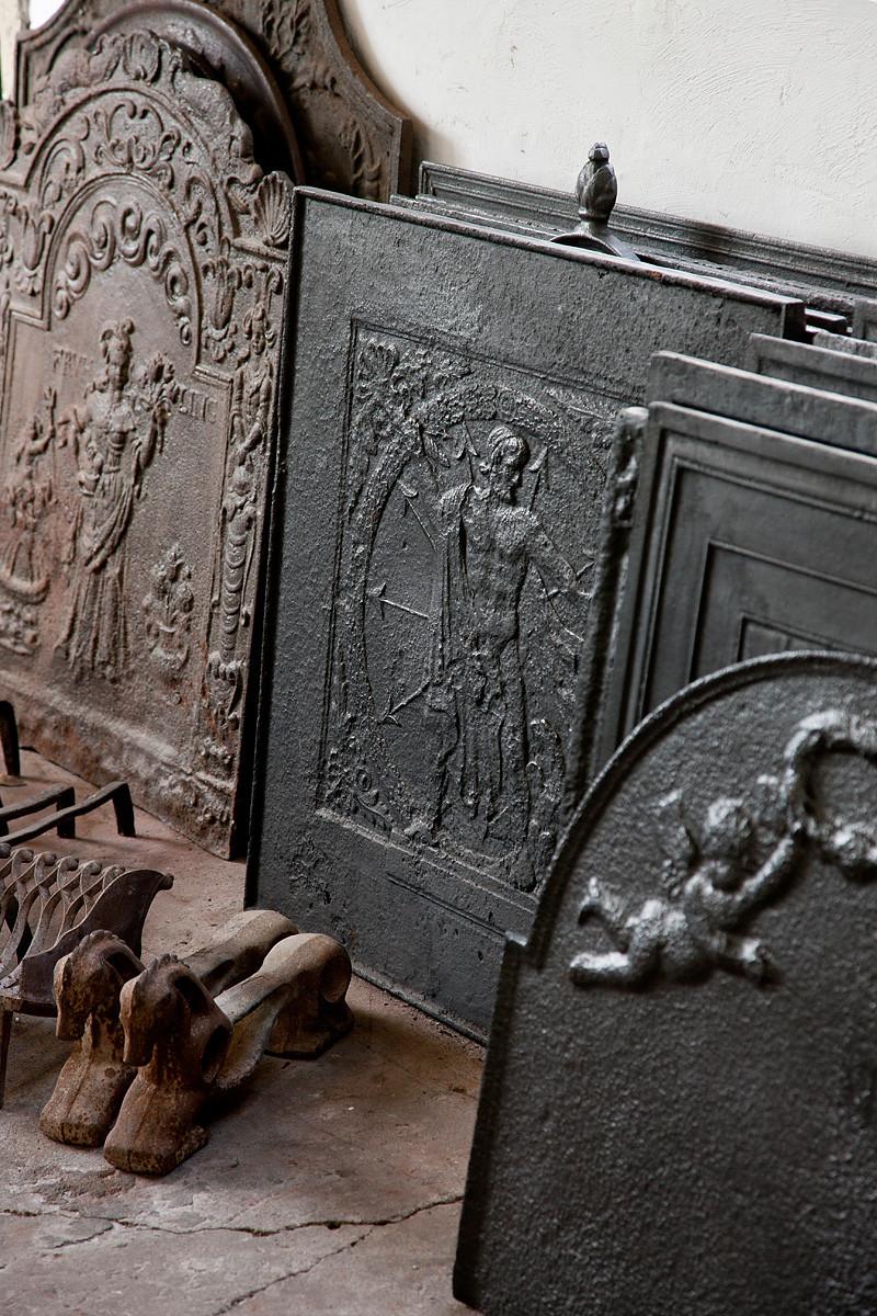 Kaminplatten und Ofenplatten in Amerongen zu verkaufen