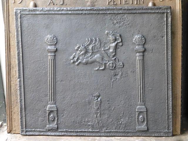 Empire-Stil Kaminplatte