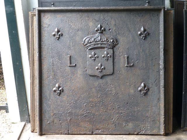 Ludwig XIV Kaminplatte