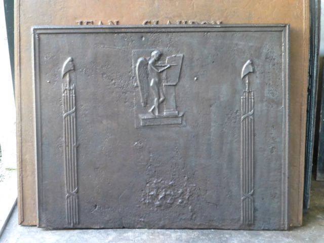 Neoklassizistischen Kaminplatte