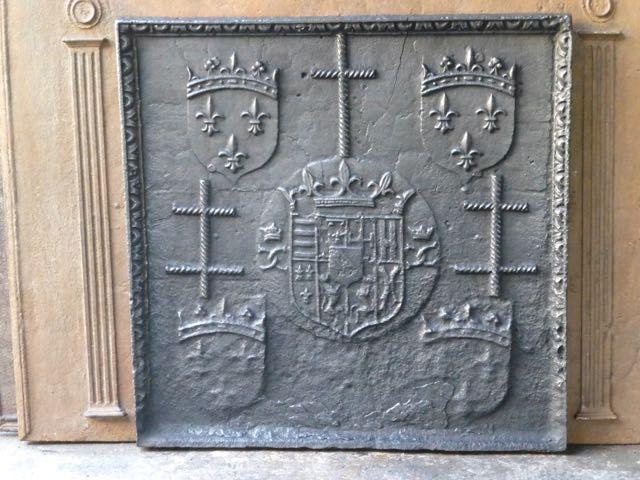 Renaissance Kaminplatten